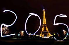 Paris - Bonne année à vous aussi
