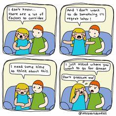 #introvert #planner