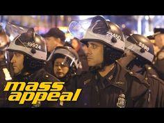 Eric Garner Protests at Rockefeller Center