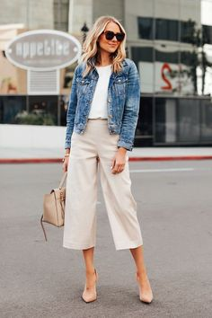 end of summer work outfits Style Désinvolte Chic, Style Casual, Work Casual, Casual Chic, My Style, Casual Friday Work Outfits, Jeans Outfit For Work, Summer Work Outfits, Summer Work Fashion