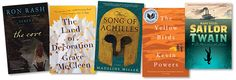 Best Adult Books 4 Teens 2012 (via School Library Journal)