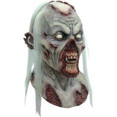 Ce masque intégral en latex de mort-vivant, d'un réalisme incroyable, sera…