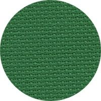 Aida - 18ct - Christmas Green - I found this while browsing JuliesXstitch.com. There are so many great new fabric colors coming out right now.  I love it!
