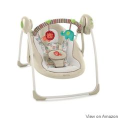 Top 10 Best Infant Swing Seats in 2017 Reviews