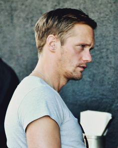 Alexander Skarsgård is Beautiful