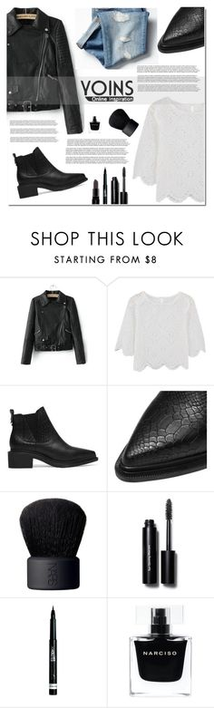 """""""Yoins 20-http://yoins.me/1PrM4be"""" by angel-a-m ❤ liked on Polyvore featuring Gap, NARS Cosmetics, Bobbi Brown Cosmetics, Rimmel, Narciso Rodriguez, Smashbox, women's clothing, women, female and woman"""