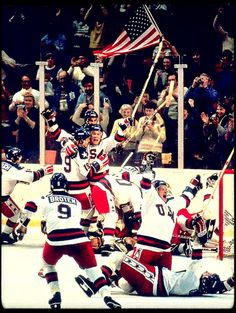 """Ice hockey at the 1980 Winter Olympics was held at the Olympic Arena and the Olympic Fieldhouse (now known as the Herb Brooks Arena) in Lake Placid, New York. Twelve teams competed in the tournament, which was held from February 12 to February 24. The United States won the gold medal, including a win over the Soviet Union that became known as the """"Miracle on Ice."""""""