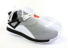 465a5f425873db Nike men s Jordan Fly 89 basketball shoes sneakers Wolf Grey Black size 11   Nike