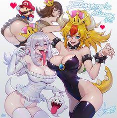 Nude sexy nintendo character chicks seems brilliant