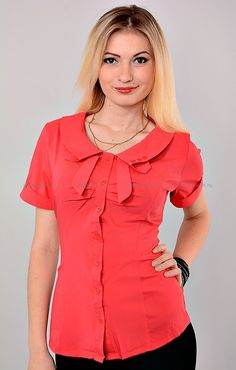 Рубашка Г7663 Размеры: 42-50 Цена: 350 руб.  http://odezhda-m.ru/products/rubashka-g7663  #одежда #женщинам #рубашки #одеждамаркет
