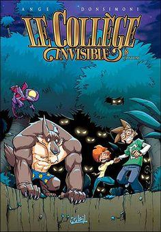 Le collège invisible, par ANGE, professeur de scénario au CESAN - www.cesan.fr