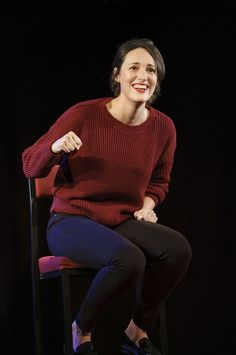 You Can Now Stream Phoebe Waller-Bridge's Sellout Fleabag Stage Show Phoebe Waller Bridge, Theatre Reviews, Bbc Tv Series, Stage Show, Comedy Tv, Student Fashion, Basic Outfits, King Queen, Role Models