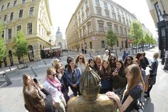 Free Tour of Budapest