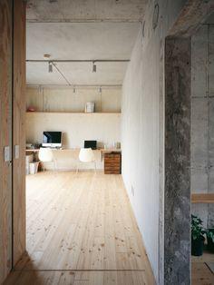 コンクリート打ちっぱなしのスタイリッシュな隠れ家!   SUVACO(スバコ)