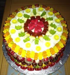 Haribo Starmix Celebration Cake