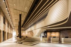 Gallery of Old Mill Hotel Belgrade / Graft Architects - 11 Hotel Lobby Design, Hotel Design Architecture, Concept Architecture, Moraira, Lobby Interior, Interior Design, Interior Concept, Retail Interior, Hotel Interiors