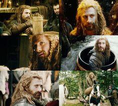 Fili - The Desolation of Smaug/ he looks XTRA good in this film Fili Y Kili, Legolas And Tauriel, Thranduil, Hobbit Funny, O Hobbit, The Misty Mountains Cold, Misty Eyes, The Hobbit Movies, Desolation Of Smaug