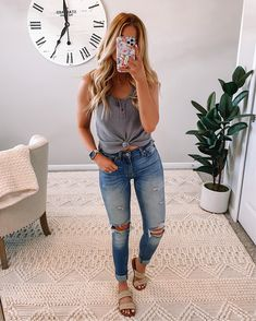 Summer Outfits For Moms, Spring Outfits, Baby Outfits, Summer Dresses, Hippie Outfits, Cute Casual Outfits, Types Of Fashion Styles, Spring Summer Fashion, Fashion Outfits