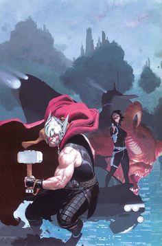ESAD RIBIC - Thor: God of Thunder #19.NOW