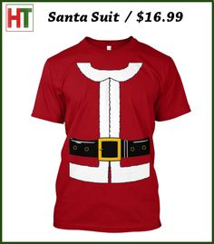 (Christmas Ideas)  Santa Suit T-shirt: AVAILABLE FOR TWO DAYS ONLY.  Find at teespring.com/santaself