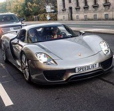 Porche, only in my dreams
