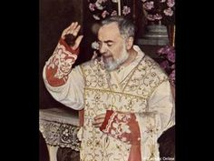 REAL VOICE of St. Padre Pio: Sermon on Divine Love