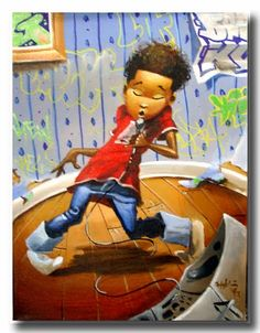 RAP ATTACK - FROM FRANK MORRISON CUTEST KIDZ COLLECTION
