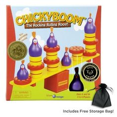 Chickyboom: The Rocking Rolling Roost with Free Storage Bag -- Find out more about the great product at the image link.