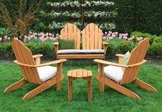 Jati Furniture Minimalis: kursi Taman Minimalis