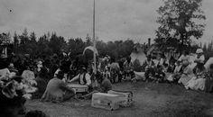 Ojibwa Dream dance, 1910? – 1930? | Ojibwa Dream (or Drum) d… | Flickr
