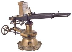 (1873 - 1888) Type: Volley Gun Caliber: Various Capacity: Various Fire Modes: Hand Operated Repeater