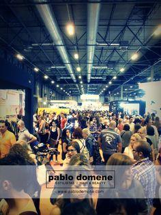 Salón Look Internacional 2013 www.pablodomene.com