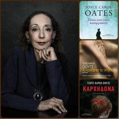 Η Τζόις Κάρολ Όουτς είναι μία από τις πιο καταξιωμένες και πολύπλευρες Αμερικανίδες συγγραφείς.  Γεννήθηκε το 1938, στο Λόκπορτ της Νέας Υόρκης, από φτωχή οικογένεια, και ξεκίνησε να γράφει σε ηλικία δεκατεσσάρων ετών, όταν της χάρισαν την πρώτη της γραφομηχανή.