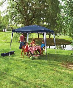 Easy Set-Up Folding Gazebo