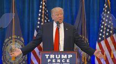 Sechs Lügen, die Trump zum Präsidenten machten  Donald Trump nahm es mit der Wahrheit während des Wahlkampfes oft nicht so genau. Viele seiner populistischen Behauptungen waren an den Haaren herbeigezogen – so wie diese sechs dreisten Lügen.