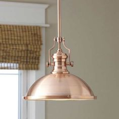 Pendant lights are the perfect fixture to use above your kitchen island. We've…