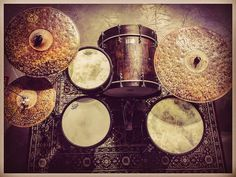 Diril Cymbals and Varus Drums