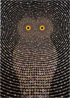 Fred Tomaselli's pill & drug art will blow your mind.