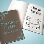 A LoveBook, an elegant method to tell your significant other the ways you love them.