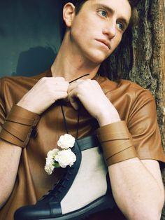 Cody Goebl in Dior Homme |Nanyou Magazine