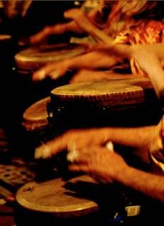 Drum circles are AMAZING. If you haven't done it, try it and when you have, you'll want to do it again and again...