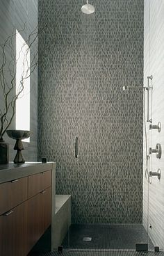 justthedesign:    Ann Sacks Tile & Stone Bathroom Design