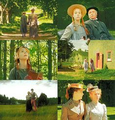 Anne of Green Gables--I first watched this in segments on the Disney channel with my family, but it became one of my favorites of all time after watching numerous times with my friends later on.  Loved the books too!