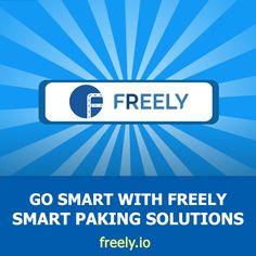Freely Smart Parking Solution is designed to help all parking facilities improving overall customer parking experiences, security levels and management productivity. Parking Solutions, Smart City, Deep Learning, Access Control, Productivity, Management, Technology, Tech, Tecnologia