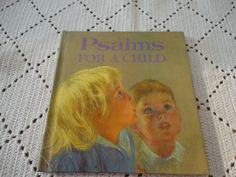 Psalms For A Child Book By Betty Freedy Larsen by TammysFindings