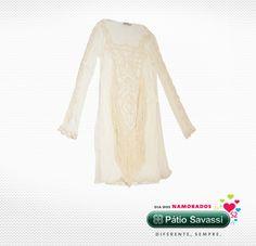 Vestido Isabel Franjas - A. Brand - R$758,00