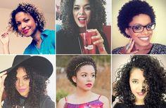blogueiras cabelos crespos