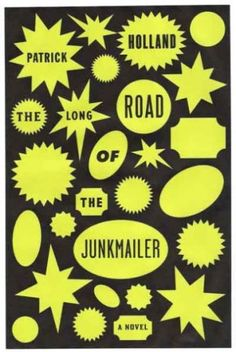Book Info:  The Long Road Of The Junkmailer  Author: Patrick Holland  Publisher: University Of Queensland Press  Publication Date: April 1, 2008  Genre: Fiction  Design Info:  Designer: Gray318  Typeface: Garage Gothic