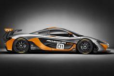 "This is the awesome new McLaren GTR unveiled this week at Pebble Beach. McLaren describe this beast as ""Road car magic"" with of pure on-track thrills. Mclaren P1 Gtr, Mclaren Cars, Ferrari, Lamborghini Huracan, Gtr Car, Mc Laren, Latest Cars, Rally Car, Hot Cars"