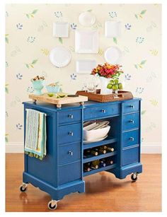 ideas for the house on pinterest old desks sewing
